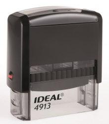 Штамп автоматический IDEAL 4913, 58х22 мм (Артикул 20)