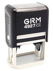 Штамп автоматический GRM 4927, 60х40 мм (Артикул 24)