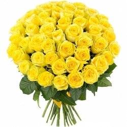 """Букет роз """"Лето"""" 51 роза"""