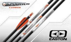 Древко EASTON SUPERDRIVE 23 (12 шт.)
