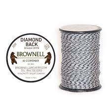 Нить обмоточная Brownell Serving Diamondback