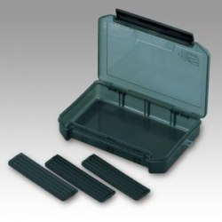Коробка для приманок Versus 205*145*60мм, черная VS-3010NDDM-BL