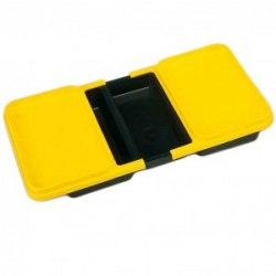 Столик для насадок Sensas Bait Box With Sliding Tops 3отд. 21480