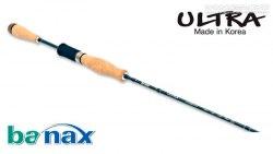 Спиннинговое удилище BANAX Ultra ULS 76LF2, 228 см, 2-11 гр.