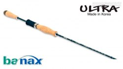 Спиннинговое удилище BANAX Ultra ULS 70LLF2, 213 см, 1-8 гр.