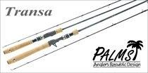 Спиннинговое удилище PALMS Transa, 198 см., 3.0-7.0 гр., 3-8Lb.