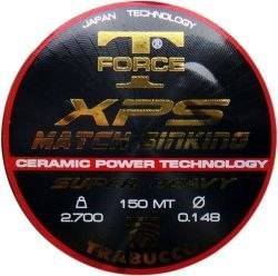 Леска T-Force XPS MATCH SINKING TRABUCCO 0,128
