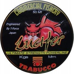 Леска T-Force Lucifer Line TRABUCCO 0,181