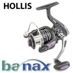 Безынерционная катушка BANAX HOLIS 3500 (5; 5.1/1; 310гр) HOLIS-3500