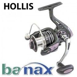 Безынерционная катушка BANAX HOLIS 2500 (5; 5.1/1; 260гр) HOLIS-2500