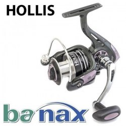 Безынерционная катушка BANAX HOLIS 2000 (5; 5.1/1; 255гр) HOLIS-2000