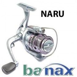 Безынерционная катушка BANAX NARU 2000 (3; 5.1/1; 215гр) NARU-2000