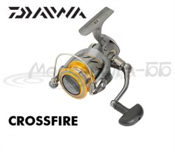 Безынерционная катушка DAIWA CROSSFIRE-2500 3Bi CROSSFIRE-2500