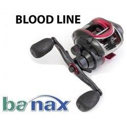Мультипликаторная катушка BANAX BLOOD LINE RH (R; 4; 6.2/1; 205гр) BLOOD-LINE-RH