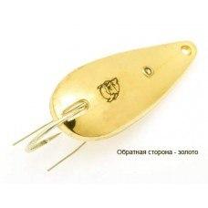 Блесна Dardevle Midget Weedless (Eppinger), незацепляйка, 5.2г, 3.5см, #23 D-85-23