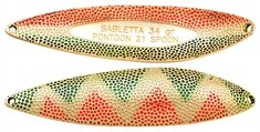Блесна колебл. Pontoon21 SABLETTA, 94мм, 38,0 гр., #G76-607-GOLD