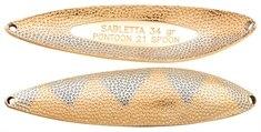 Блесна колебл. Pontoon21 SABLETTA, 94мм, 38,0 гр., #G20-002-GOLD