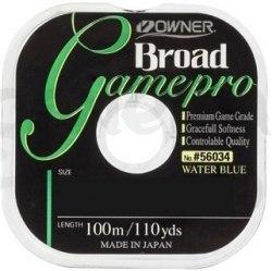 Леска OWNER B. GAME PRO 56034.100 м., 0,42 мм, оливк. BGP-B-0.42mm