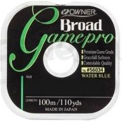Леска OWNER B. GAME PRO 56034.100 м., 0,38 мм, оливк. BGP-B-0.38mm