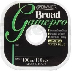 Леска OWNER B. GAME PRO 56034.100 м., 0,16 мм, оливк. BGP-B-0.16mm