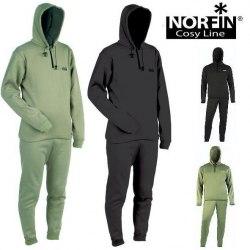 Теплое термобелье NORFIN COSY LINE Black 3007101 S черное