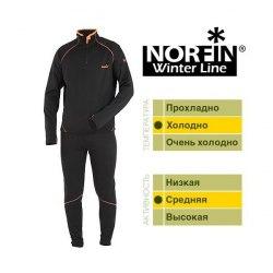 Среднее термобелье NORFIN WINTER LINE 3025001 S