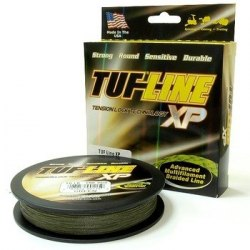 Шнур Tuf-Line XP 137 м 0,28 желтый