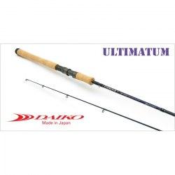 Спиннинговое удилище Daiko Ultimatum, 274 см, 3-17 гр. UMS-902MLF