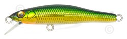 Воблер MEGABASS X-55 Great Hunting (M Gold Green) MB-X55-GH-MGGr