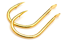 Одинарный крючок OWNER 50046-10