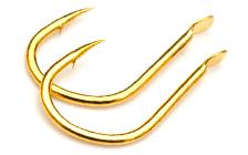 Одинарный крючок OWNER 50046-06