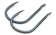 Одинарный крючок OWNER 50057-06