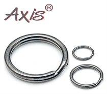 Заводное кольцо AXIS, #4, тест 4 кг, 20шт AX-97119-4