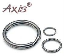 Заводное кольцо AXIS, #12, тест 30 кг, 20шт AX-97119-12