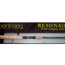 Спиннинговое удилище Pontoon21 RESONADA, 198 см., 7.0-21.0 гр., 8-20 Lb. Ex. Fast; Fuji K-ALC RSS662MXF
