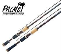 Спиннинговое удилище PALMS Jetta, 274 см., 14.0-52.0 гр., 12-30 Lb. XFast JTS902HXF