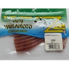 """Червь Gary Yamamoto Worms6"""": 15.3 см, 10 шт. в уп., цв.218 GY-6-10-218"""
