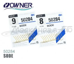 Одинарный крючок OWNER 50284-08