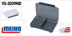 Коробка для приманок Versus 275*187*43, прозр. VS-3039ND-CL