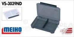 Коробка для приманок Versus 275*187*43, черн. VS-3039ND-BL