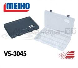 Коробка для приманок Versus 410*264*43, черн. VS-3045-BL