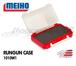 Коробка для приманок 2стор. отсеки MEIHO 175*105*38 с разделителями, бел. RUN-GUN-CASE-1010W