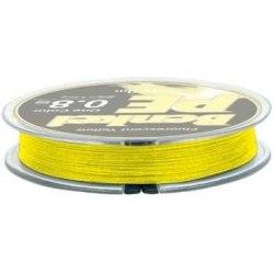Шнур Benkei PE 120м. yellow №1.5 (7,5кг) (2)