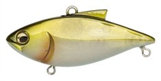 Воблер MEGABASS VIBRATION-X POWER BOMB (Pearl Shad) Rattle MB-VXPB-PSh-RT