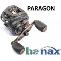 Мультипликаторная катушка BANAX PARAGON 108 HB (R; 8; 6.3/1; 190гр) PARAGON-108HB