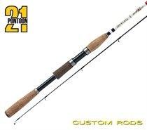 Кастинговое удилище Pontoon21 Seven&Half, 228 см., 7.0-21.0 гр., 6-15 Lb. F. SHC765F