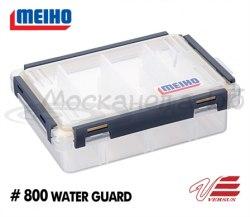 Коробка водонепроницаемая MEIHO WATER GUARD #800 205*145*60 WG-800