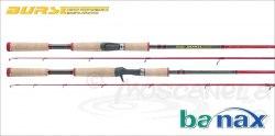 Спиннинговое удилище BANAX Burst, 213 см, 1.5-6 г. BTS70ULF2