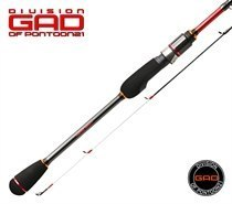 "Спиннинговое удилище Gad Pin Point 7'2""/2,18 ft/м, 1,0-7,0 гр., 3-6 Lb., Fast, Solid tip PPS722UL"