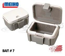 Коробочка для наживки MEIHO Bait 7 115*95*70 #7